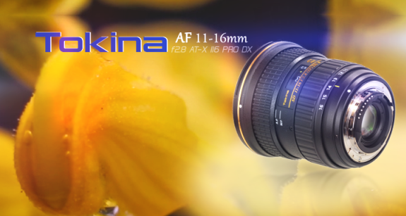 Обзор объектива TOKINA AF 11-16 mm f/2.8 AT-X 116 PRO DX.