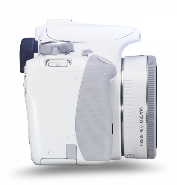 Canon White Kiss X7 5