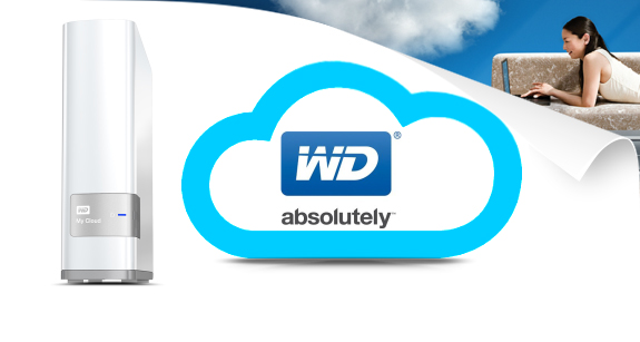 WD My Cloud -  Персональное хранения данных